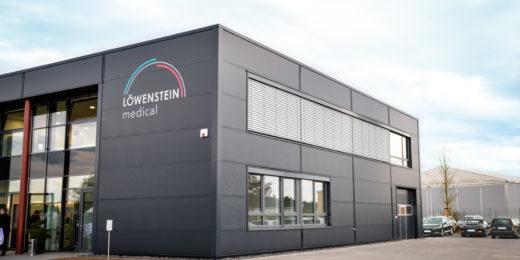 Löwenstein Medical – Willkommen