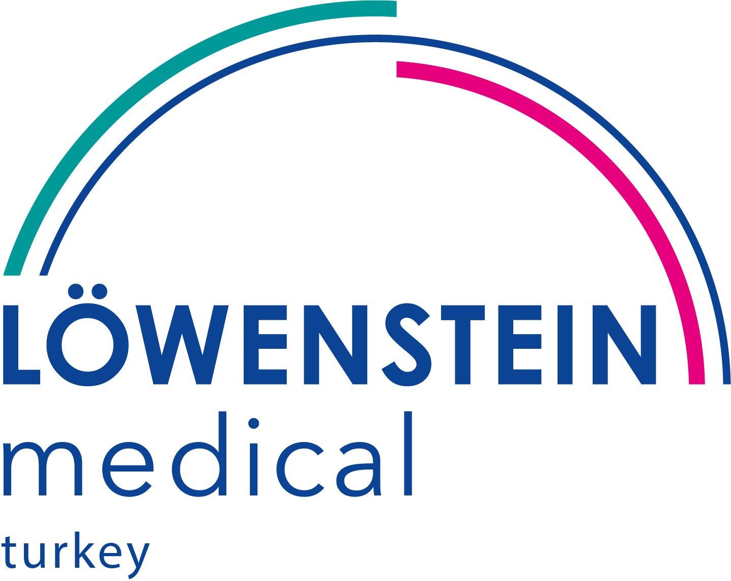 Das Logo von Löwenstein Medical Turkey
